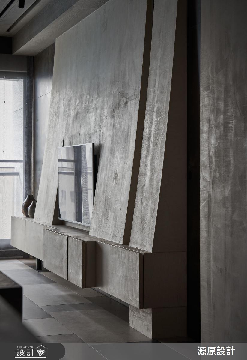 50坪新成屋(5年以下)_現代風客廳案例圖片_源原設計 Peny Hsieh Interiors_源原_17之6