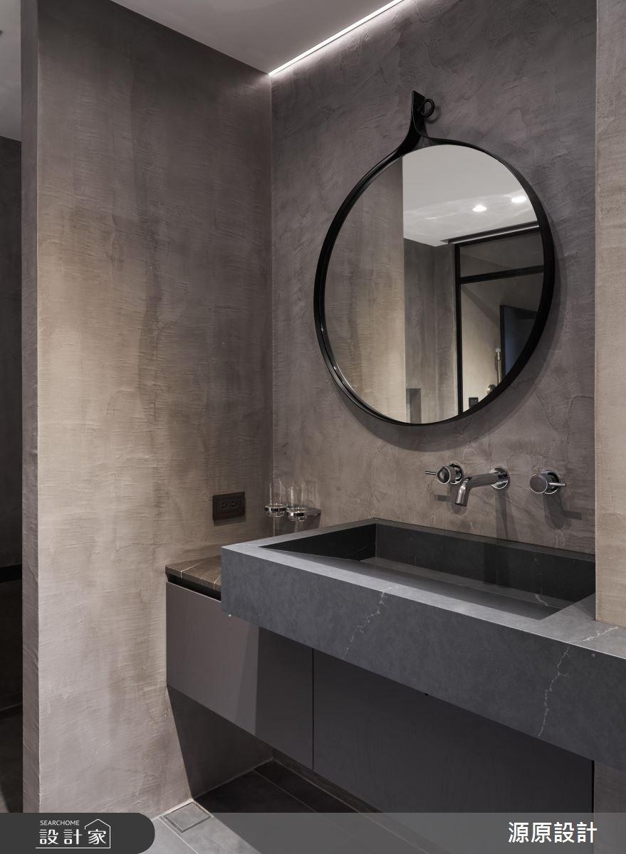 50坪新成屋(5年以下)_現代風浴室案例圖片_源原設計 Peny Hsieh Interiors_源原_17之15