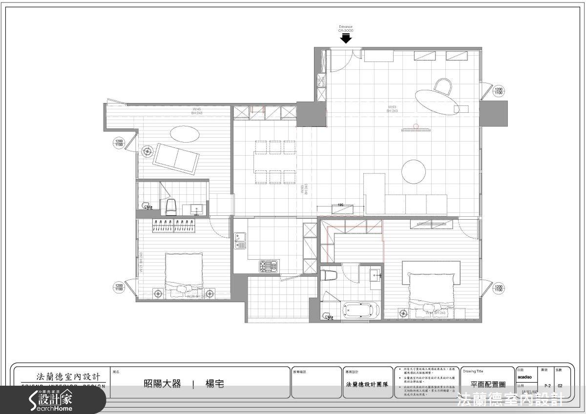 40坪新成屋(5年以下)_工業風案例圖片_法蘭德室內設計_法蘭德_13之18