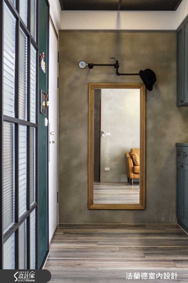 30坪新成屋(5年以下)_工業風案例圖片_法蘭德室內設計_法蘭德_18之11