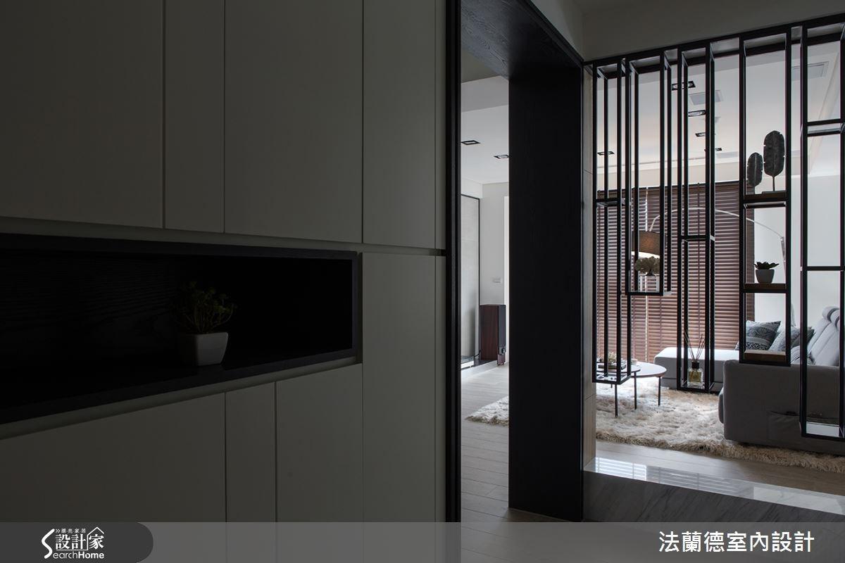 55坪新成屋(5年以下)_現代風案例圖片_法蘭德室內設計_法蘭德_21之1