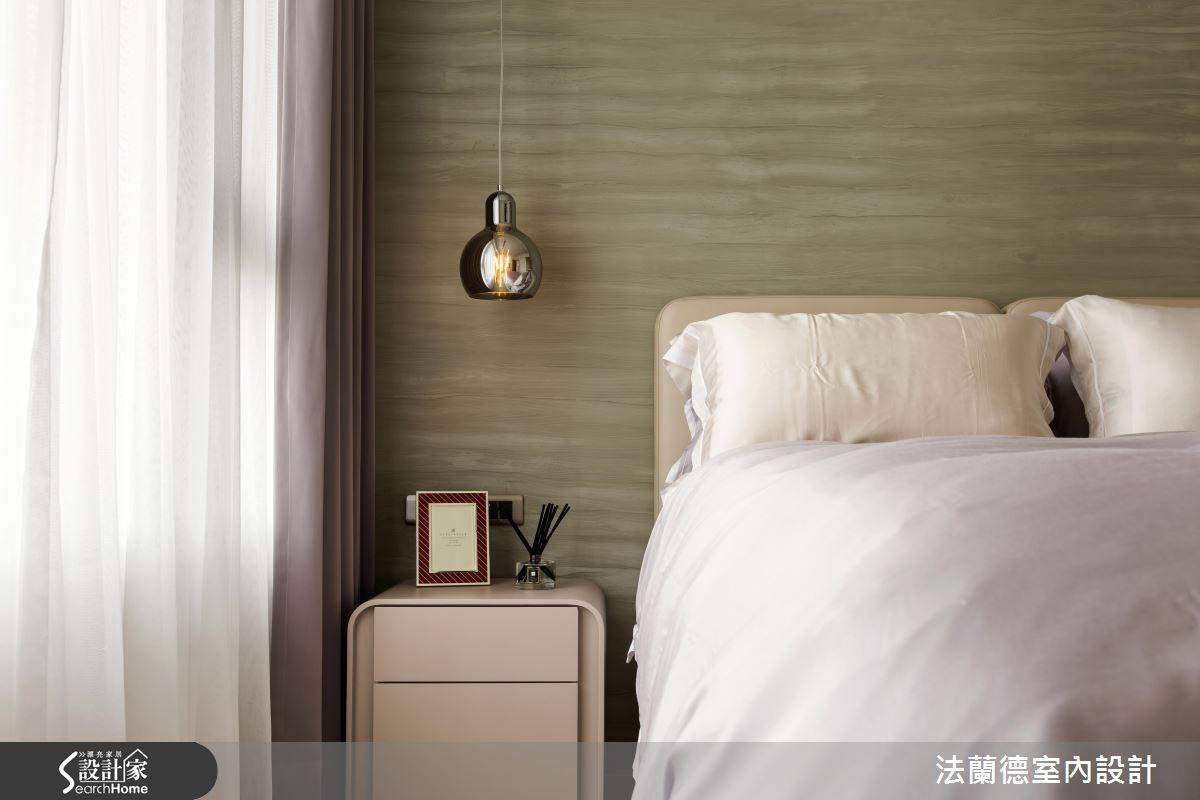 25坪新成屋(5年以下)_混搭風臥室案例圖片_法蘭德室內設計_法蘭德_24之14