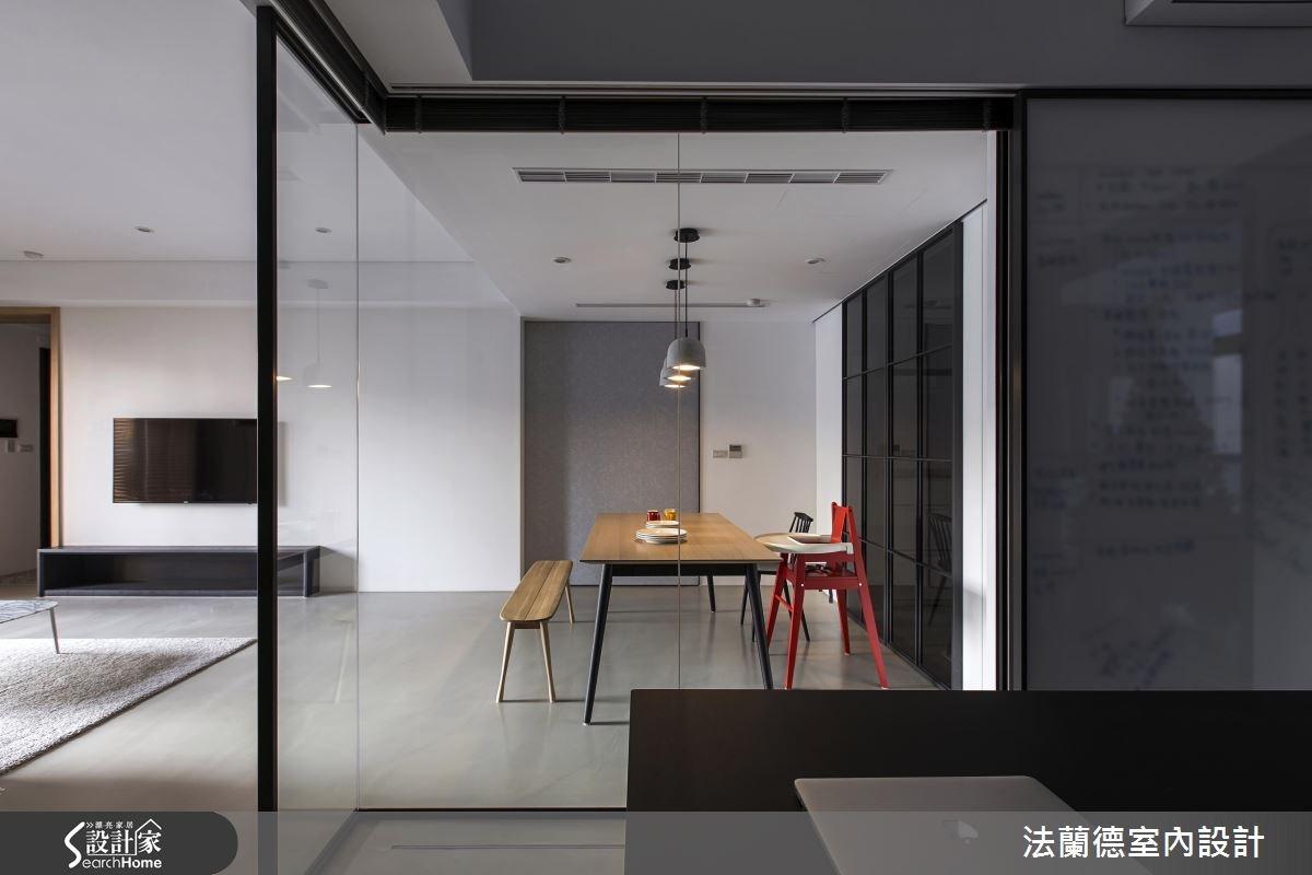 35坪新成屋(5年以下)_簡約風商業空間案例圖片_法蘭德室內設計_法蘭德_28之9