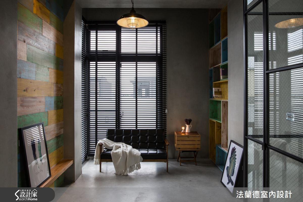 120坪新成屋(5年以下)_混搭風案例圖片_法蘭德室內設計_法蘭德_29之9