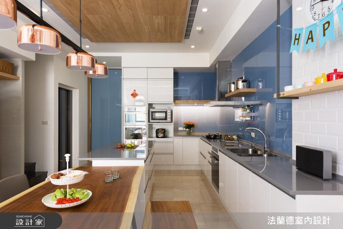 100坪新成屋(5年以下)_混搭風案例圖片_法蘭德室內設計_法蘭德_39之4