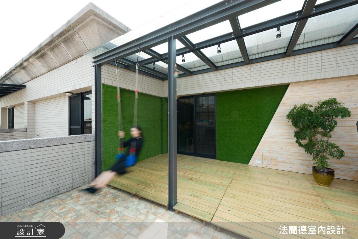 100坪新成屋(5年以下)_混搭風案例圖片_法蘭德室內設計_法蘭德_39之9