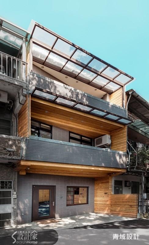 105坪老屋(16~30年)_現代風案例圖片_青域設計有限公司_青域_02之1