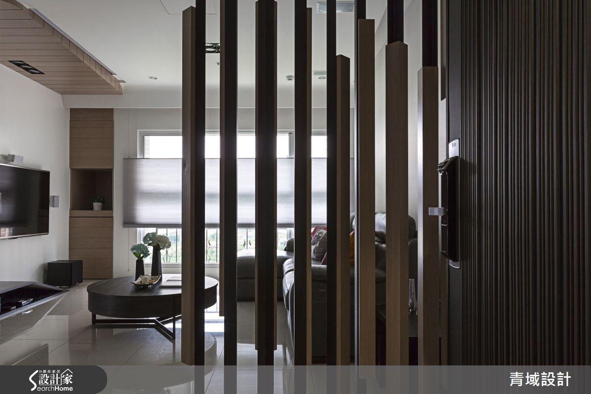 新成屋(5年以下)_現代風玄關案例圖片_青域設計有限公司_青域_06之1