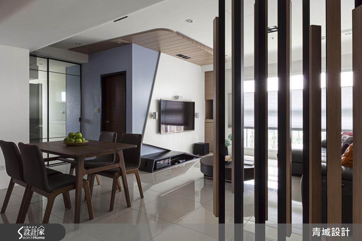 新成屋(5年以下)_現代風玄關案例圖片_青域設計有限公司_青域_06之2