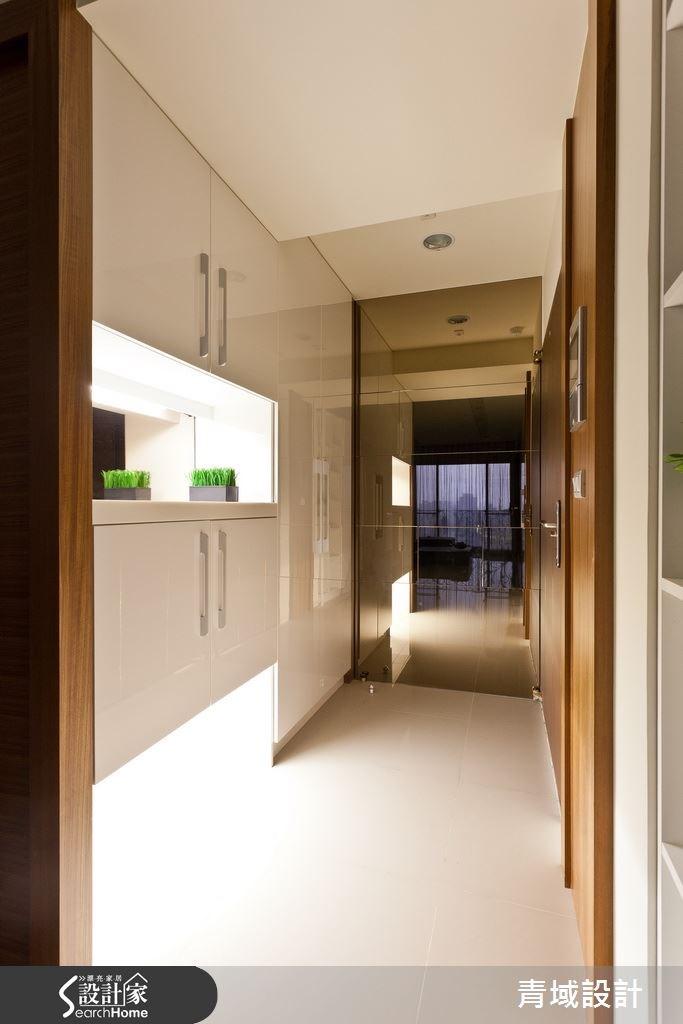 35坪新成屋(5年以下)_現代風案例圖片_青域設計有限公司_青域_08之16