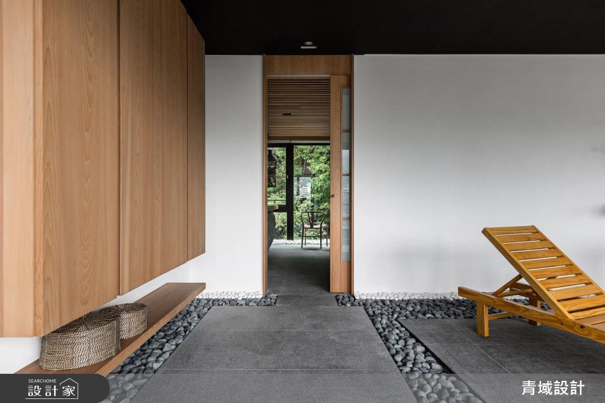 40坪新成屋(5年以下)_人文禪風案例圖片_青域設計有限公司_青域_16之1