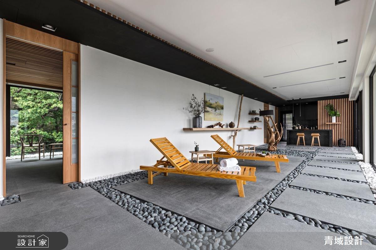 40坪新成屋(5年以下)_人文禪風案例圖片_青域設計有限公司_青域_16之3