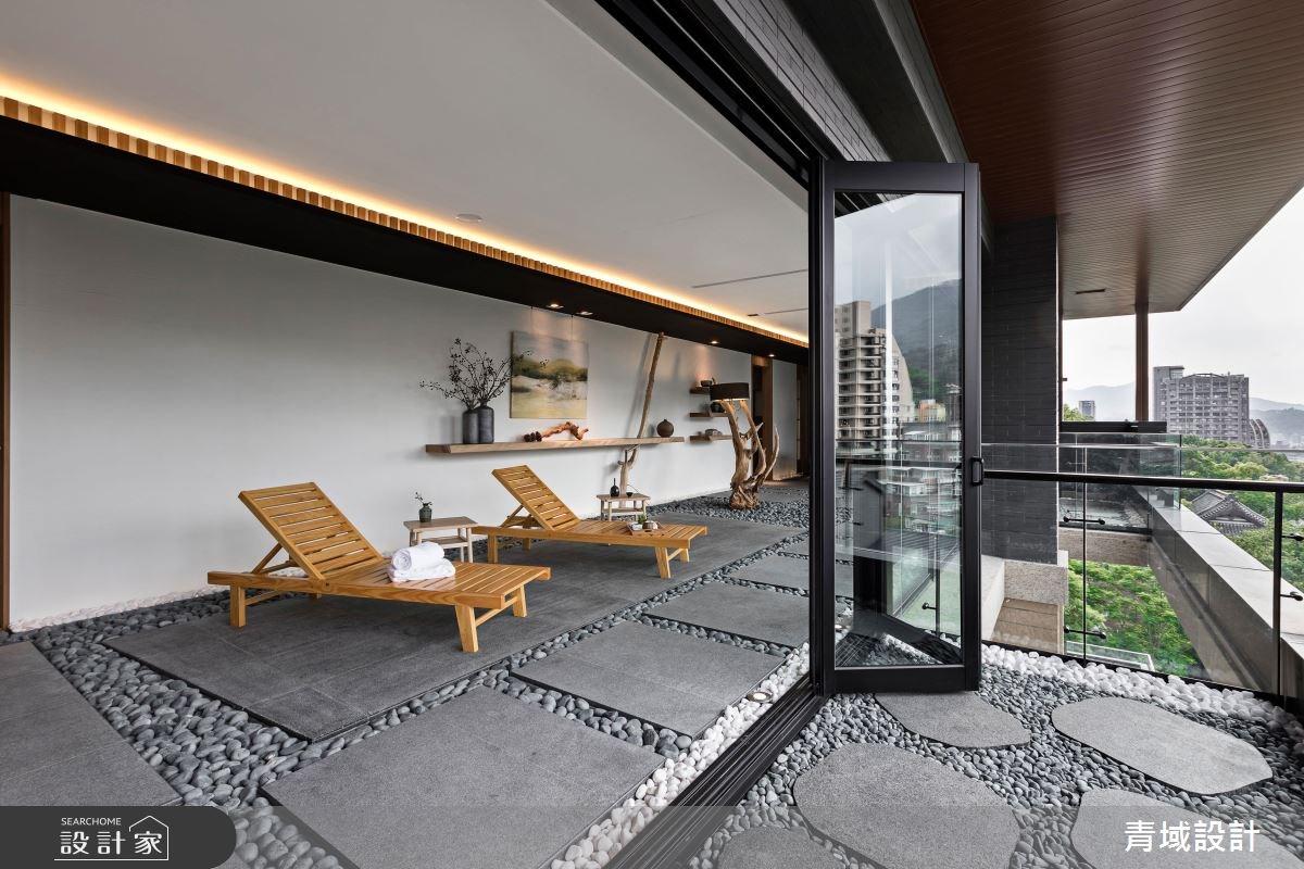 40坪新成屋(5年以下)_人文禪風案例圖片_青域設計有限公司_青域_16之4