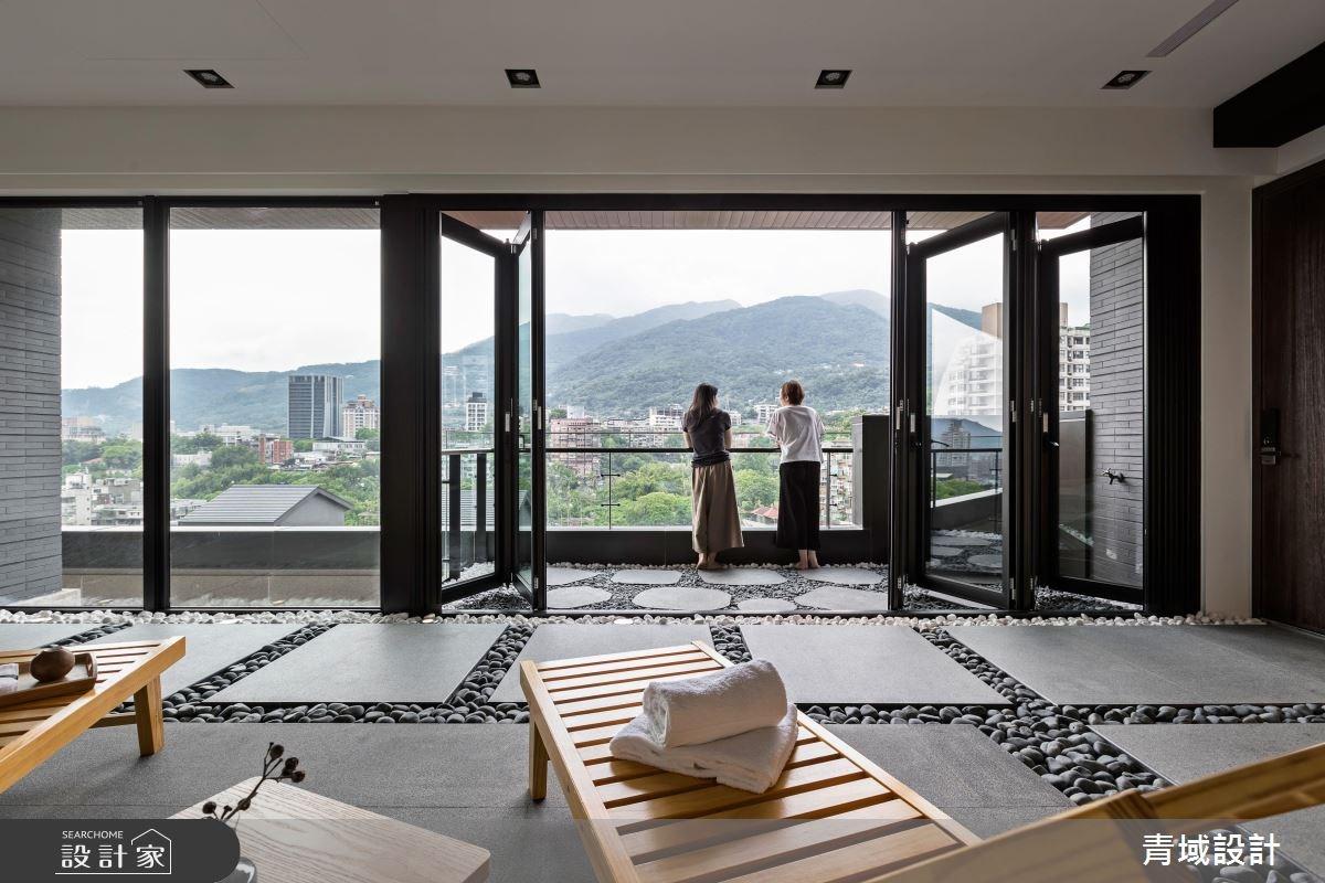 40坪新成屋(5年以下)_人文禪風案例圖片_青域設計有限公司_青域_16之5