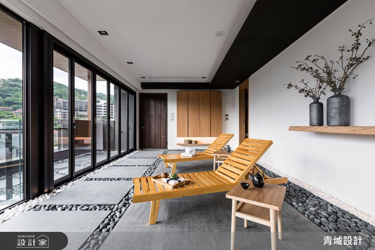 40坪新成屋(5年以下)_人文禪風案例圖片_青域設計有限公司_青域_16之6