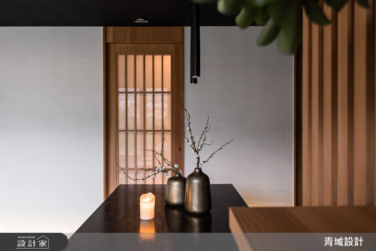 40坪新成屋(5年以下)_人文禪風案例圖片_青域設計有限公司_青域_16之9