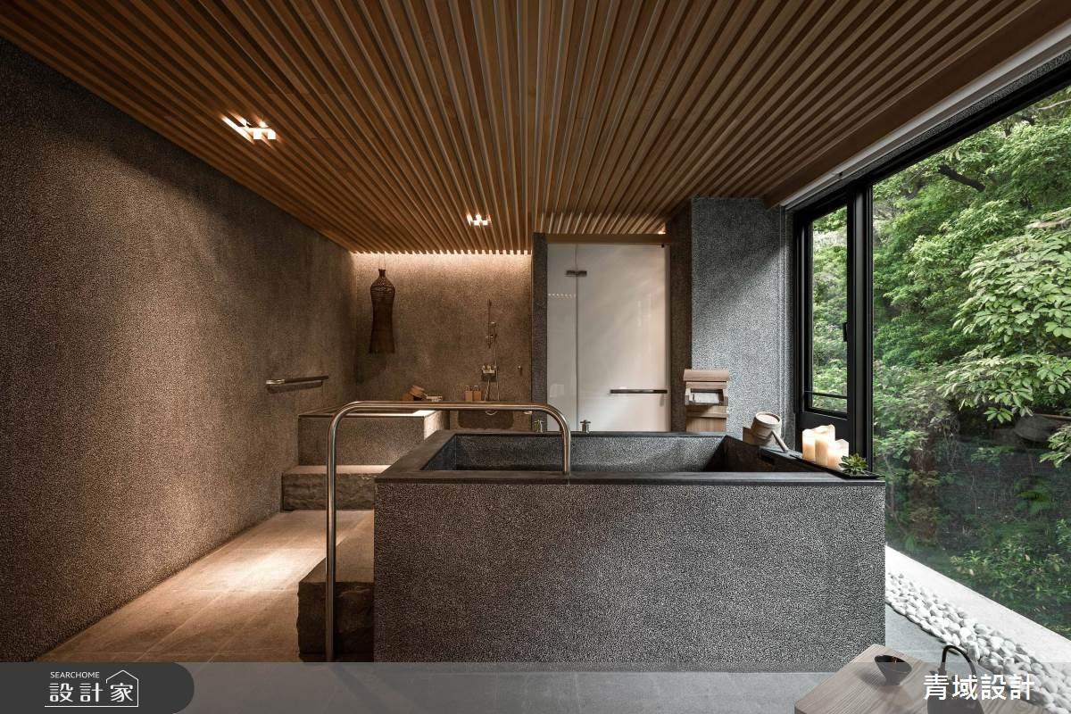 40坪新成屋(5年以下)_人文禪風案例圖片_青域設計有限公司_青域_16之15