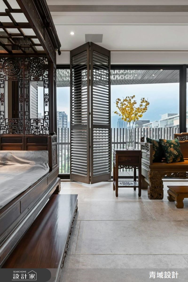 55坪新成屋(5年以下)_現代風客廳案例圖片_青域設計有限公司_青域_17之3