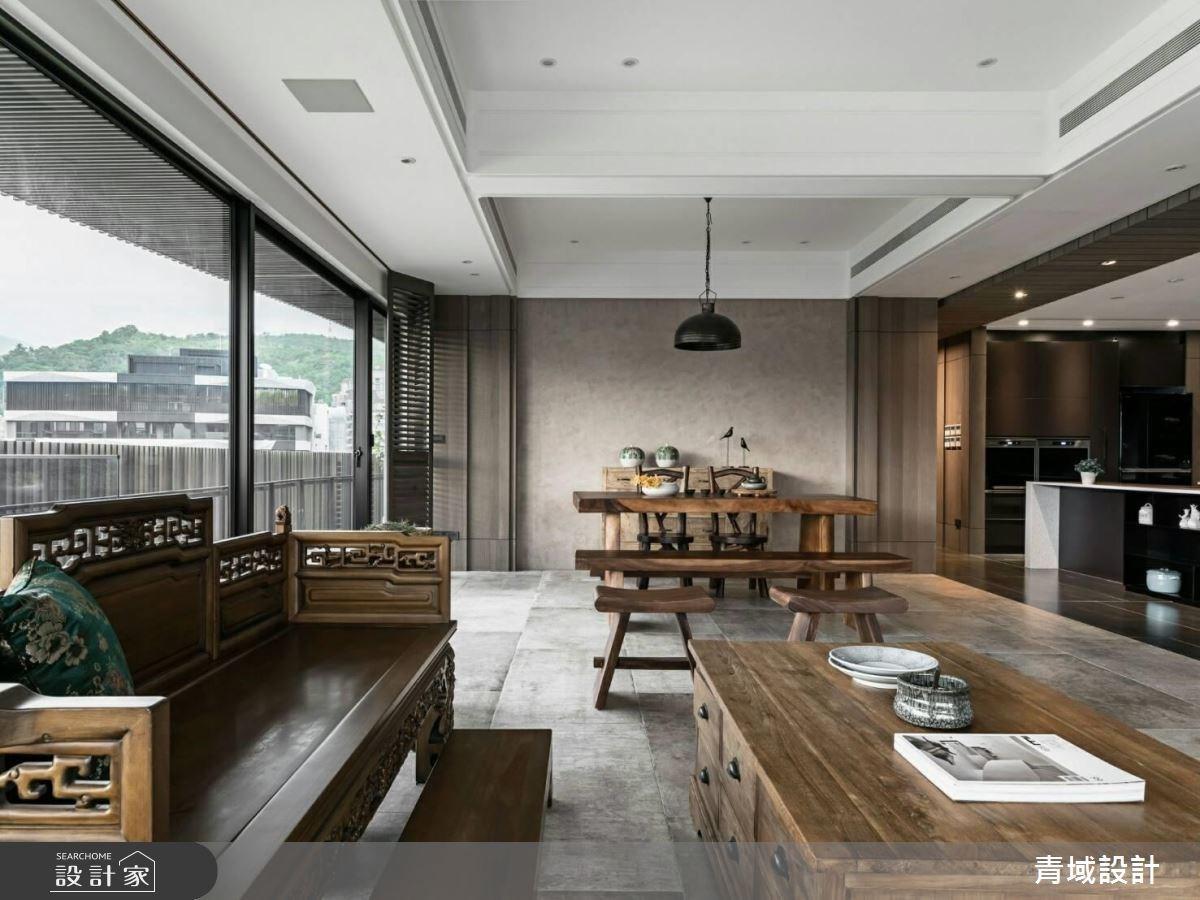 55坪新成屋(5年以下)_現代風案例圖片_青域設計有限公司_青域_17之4