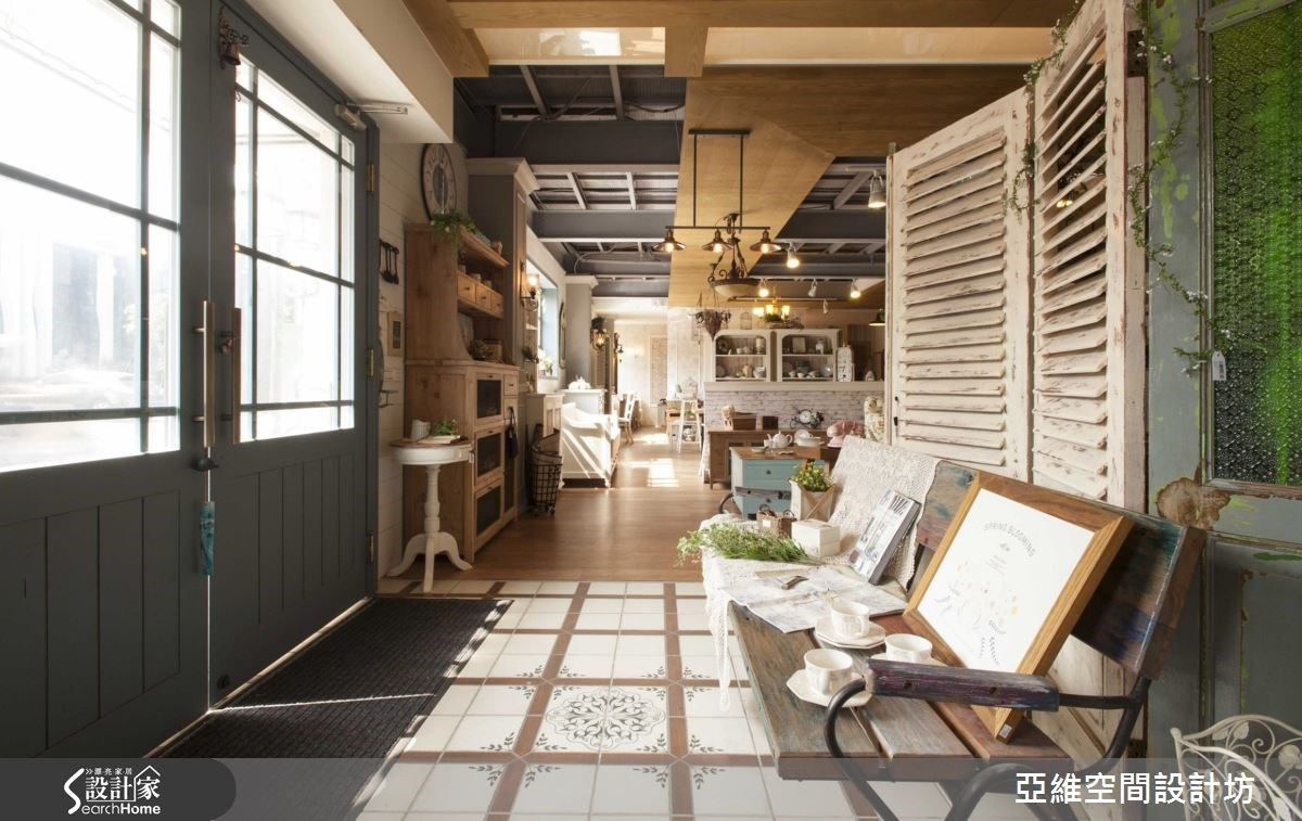 210坪老屋(16~30年)_鄉村風案例圖片_亞維空間設計_亞維_15之2