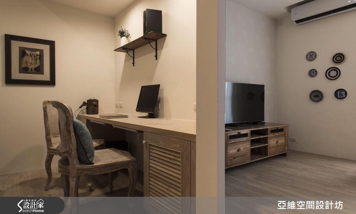 34坪老屋(16~30年)_混搭風案例圖片_亞維空間設計_亞維_18之3