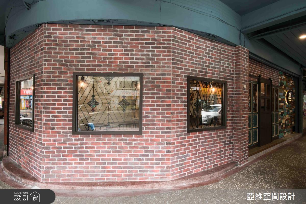13坪中古屋(5~15年)_鄉村風商業空間案例圖片_亞維空間設計_亞維_25之1