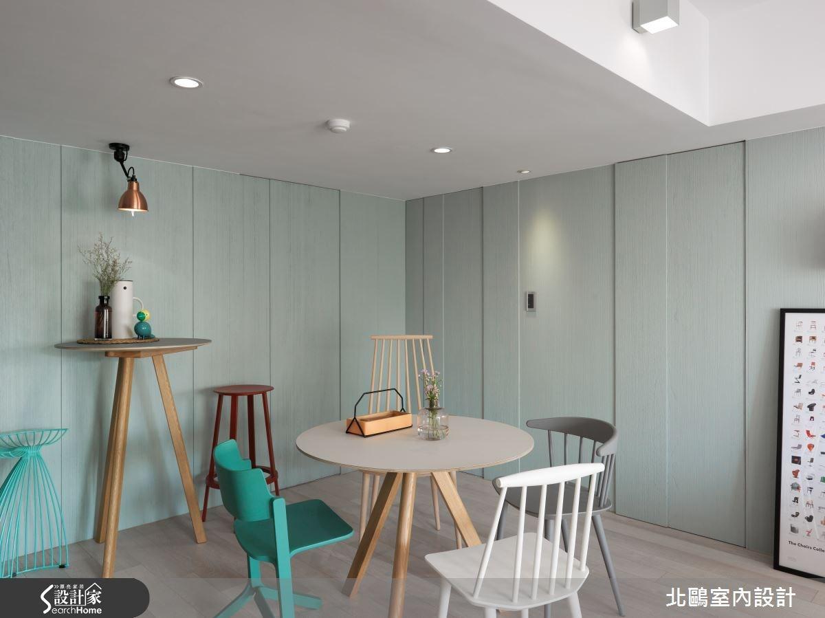 26坪新成屋(5年以下)_北歐風案例圖片_北鷗室內設計_北鷗_10之3