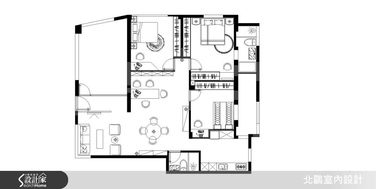 34坪老屋(16~30年)_北歐風案例圖片_北鷗室內設計_北鷗_14Sancal House之29