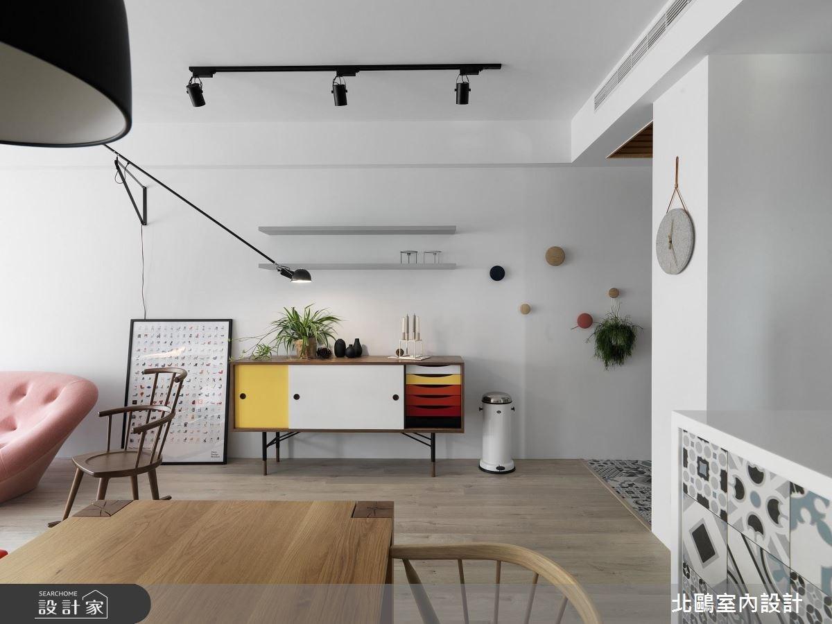 35坪新成屋(5年以下)_北歐風案例圖片_北鷗室內設計_北鷗_19Warm House之4