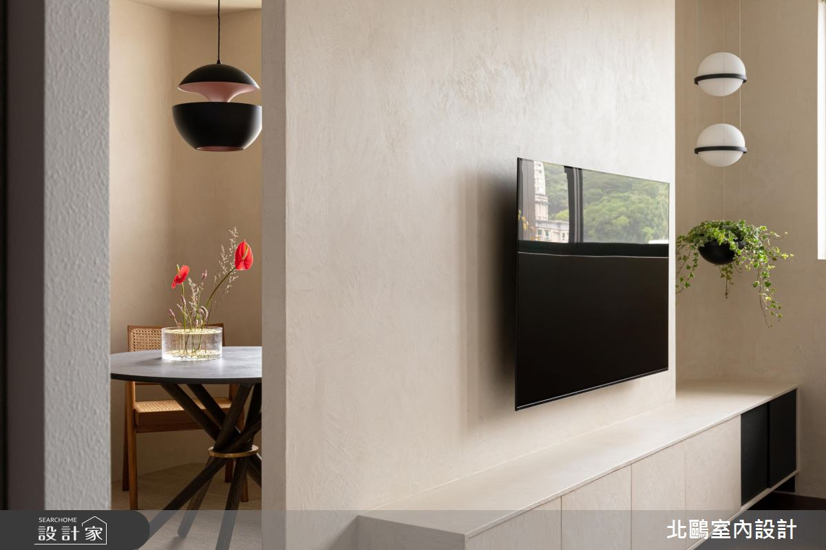 30坪新成屋(5年以下)_北歐風客廳案例圖片_北鷗室內設計_北鷗_29DCW House之7