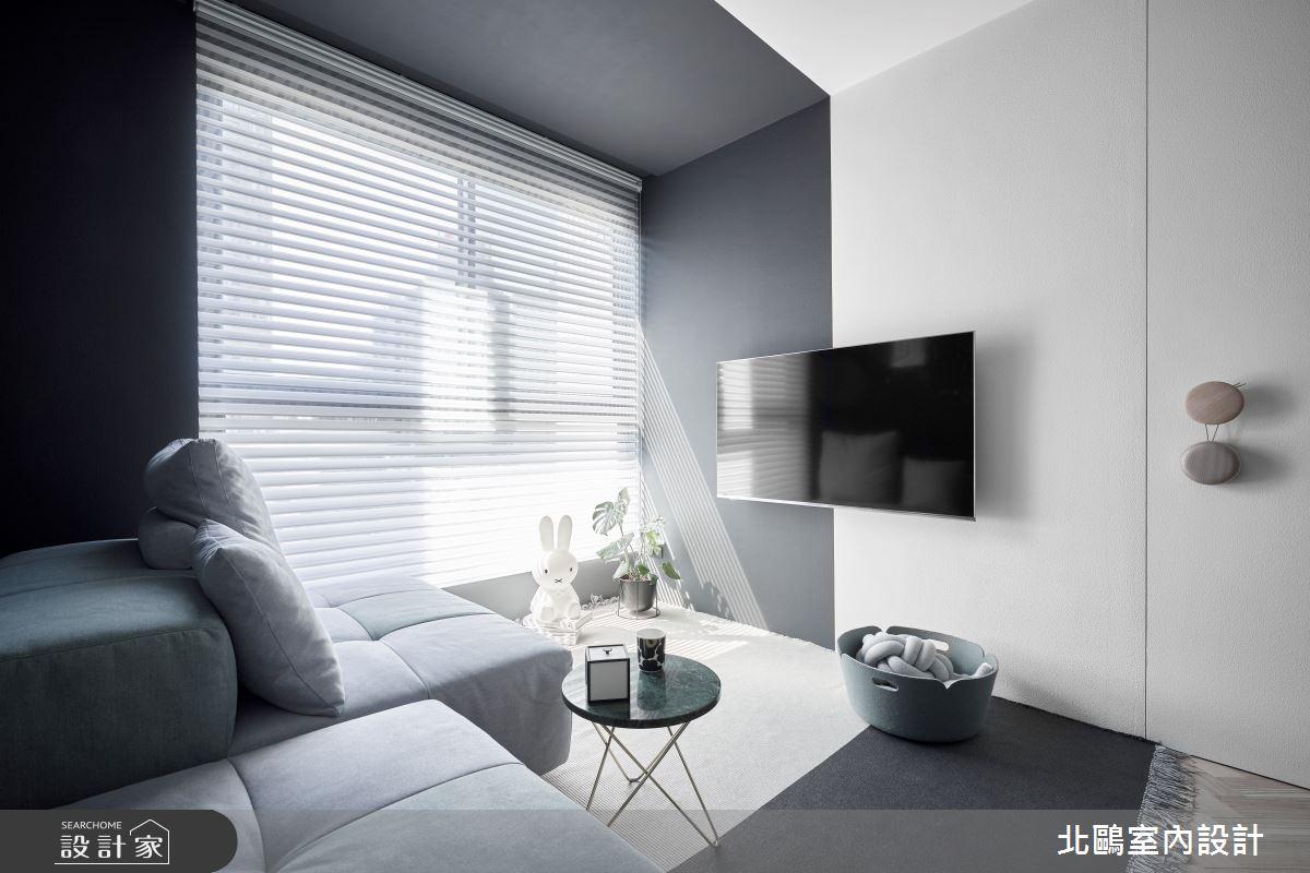 新成屋(5年以下)_北歐風客廳案例圖片_北鷗室內設計_北鷗_40Lugano House之5