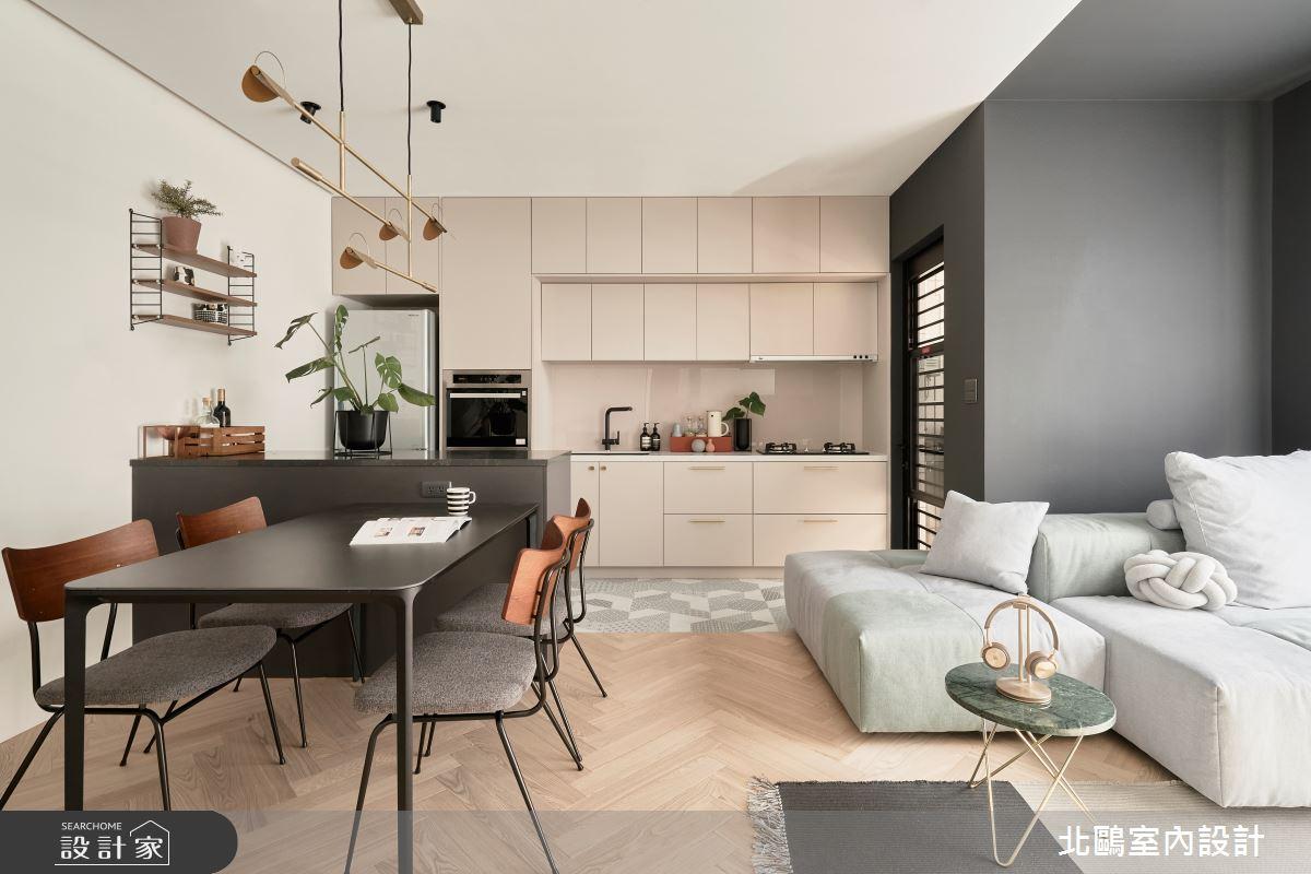 新成屋(5年以下)_北歐風餐廳案例圖片_北鷗室內設計_北鷗_40Lugano House之9