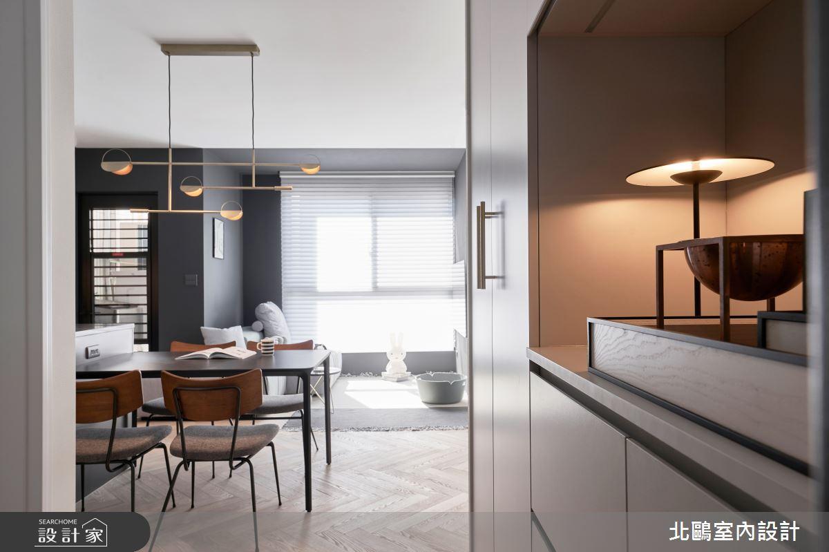 新成屋(5年以下)_北歐風玄關案例圖片_北鷗室內設計_北鷗_40Lugano House之2