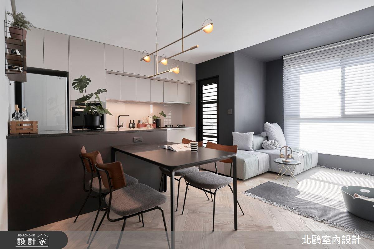 新成屋(5年以下)_北歐風餐廳案例圖片_北鷗室內設計_北鷗_40Lugano House之3