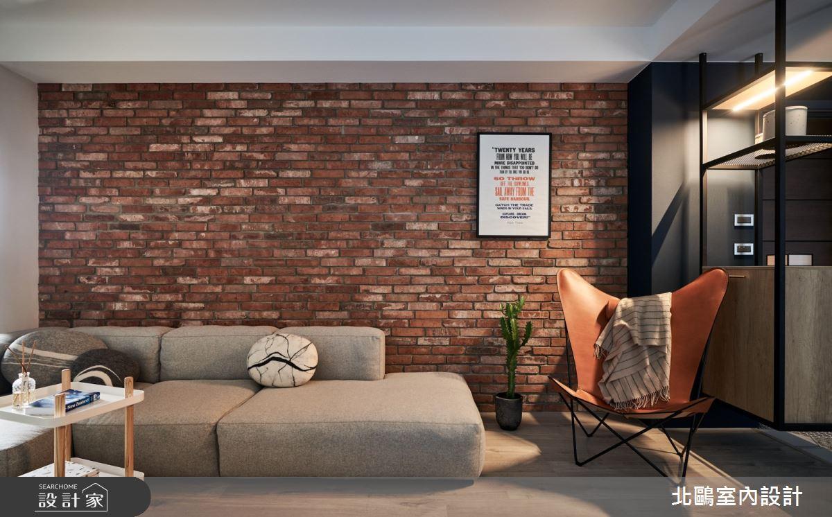 新成屋(5年以下)_北歐風案例圖片_北鷗室內設計_北鷗_41Loft House之3