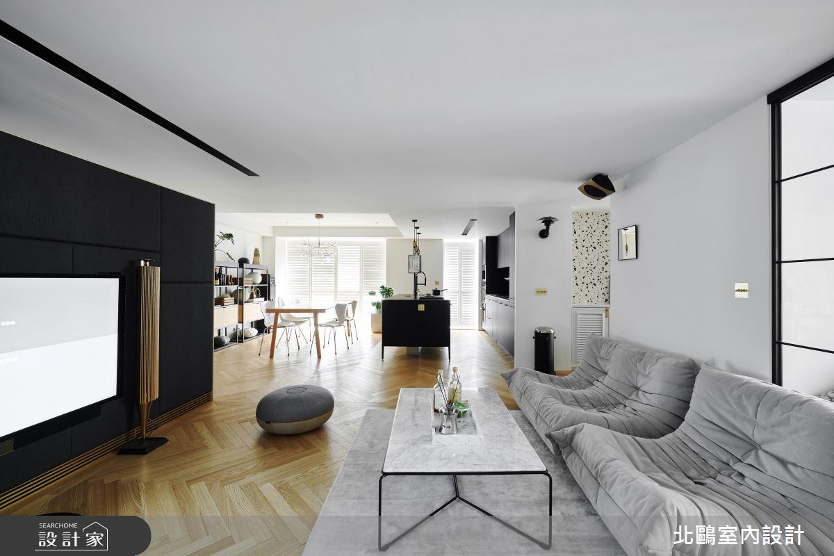 老屋(31~40年)_北歐風案例圖片_北鷗室內設計_北鷗_32Nordic House II之1