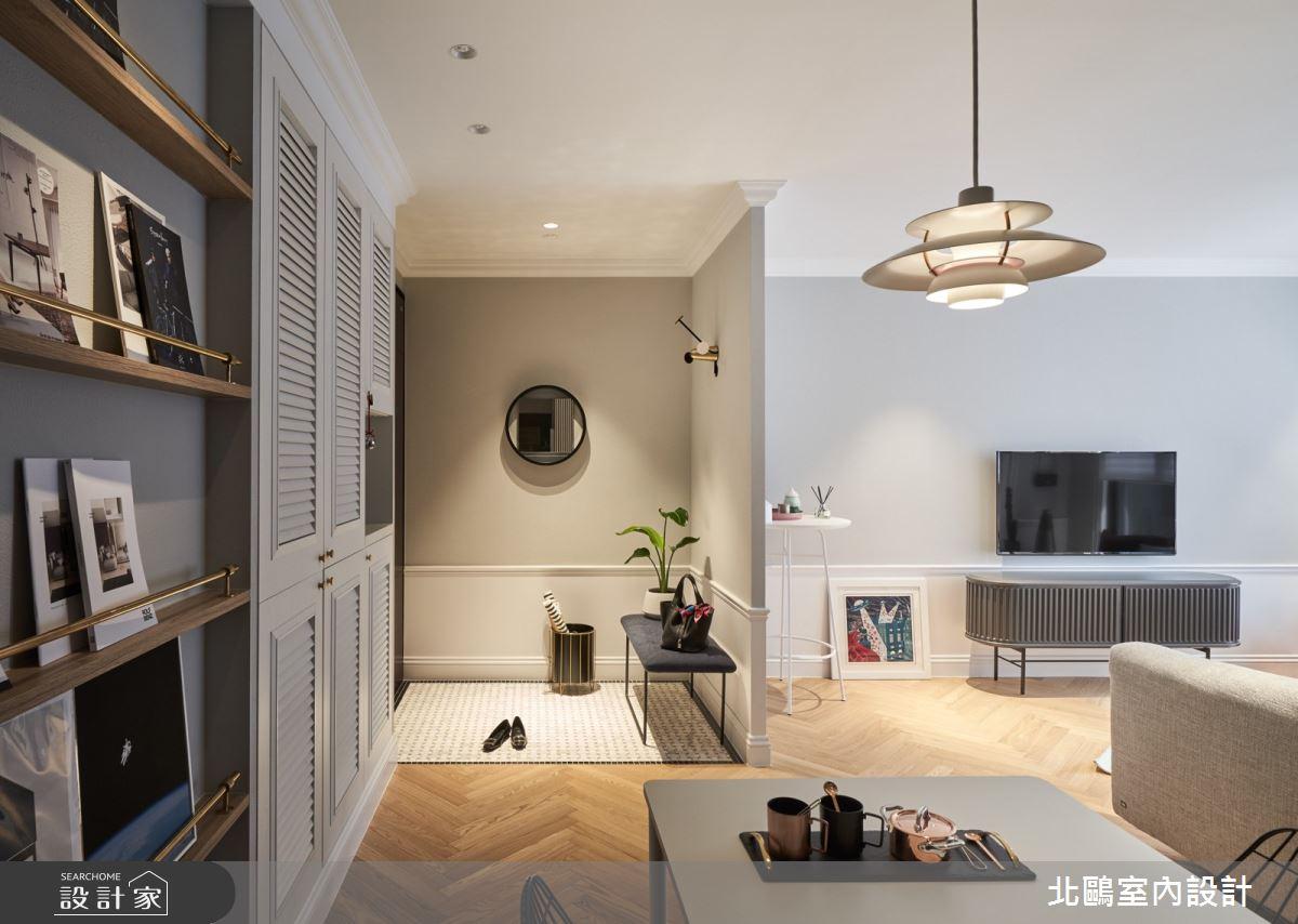 19坪新成屋(5年以下)_北歐風案例圖片_北鷗室內設計_北鷗_43Princess House之1