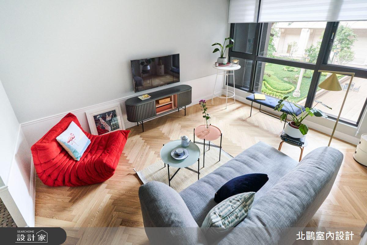 19坪新成屋(5年以下)_北歐風案例圖片_北鷗室內設計_北鷗_43Princess House之2