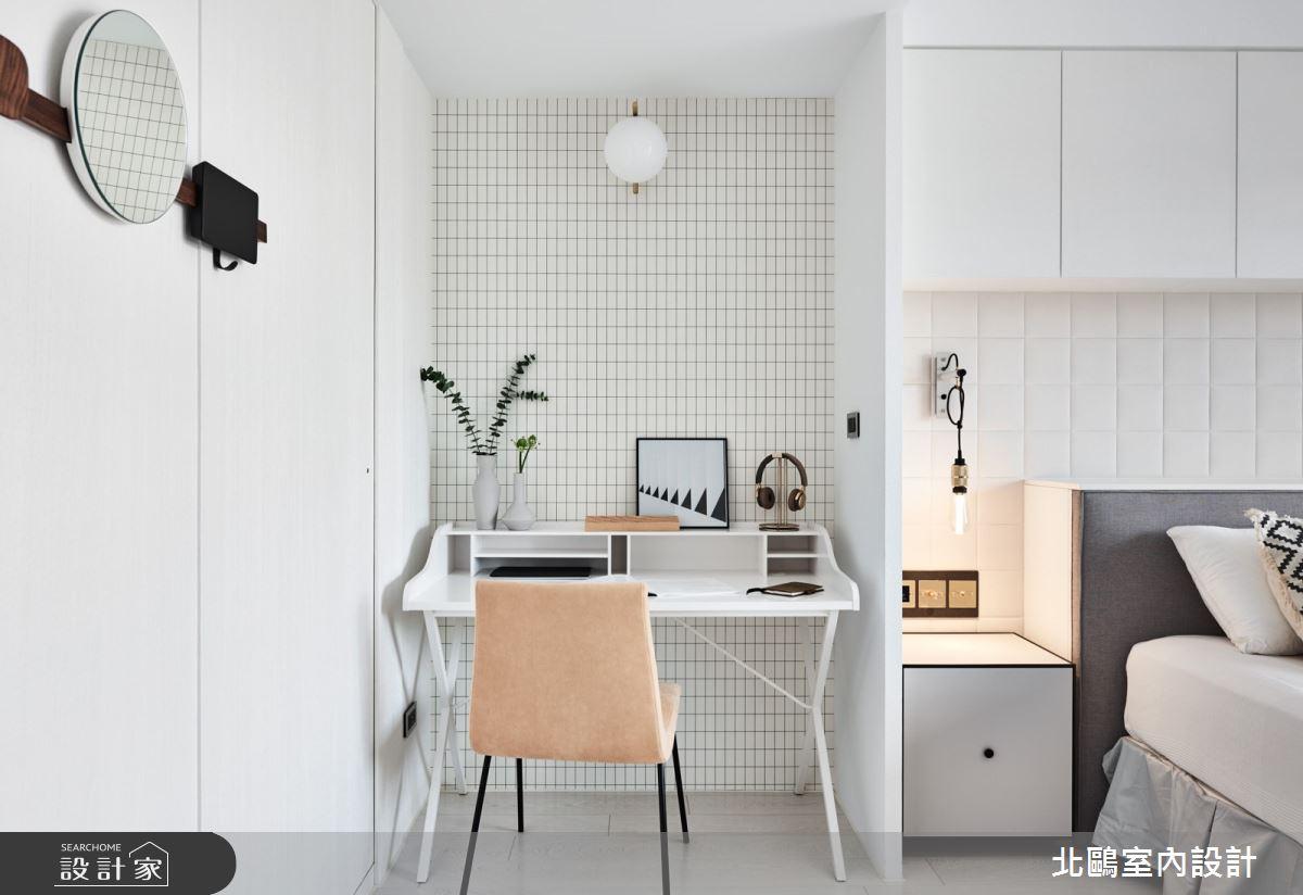 新成屋(5年以下)_北歐風臥室案例圖片_北鷗室內設計_北鷗_44Le Florian House之19