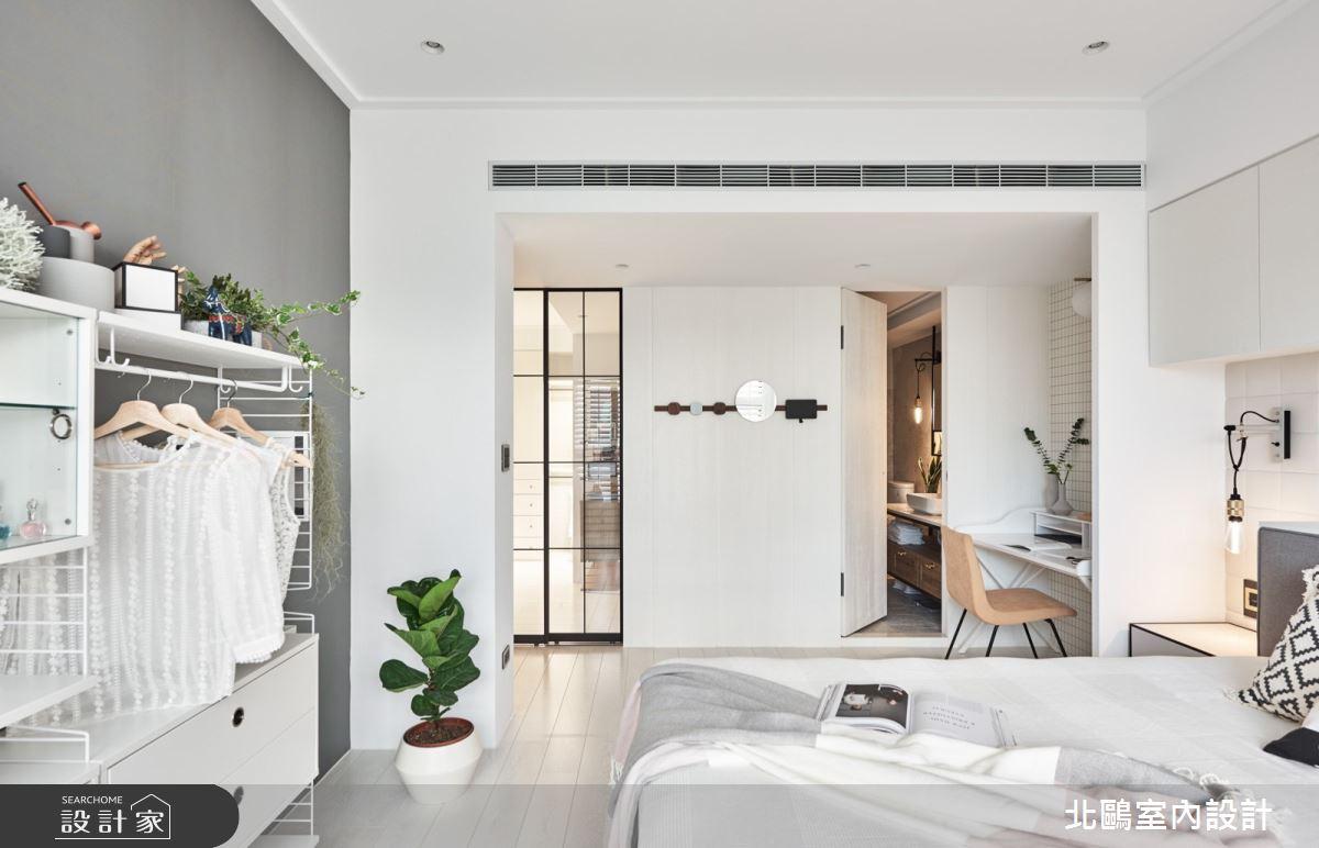 新成屋(5年以下)_北歐風臥室案例圖片_北鷗室內設計_北鷗_44Le Florian House之24