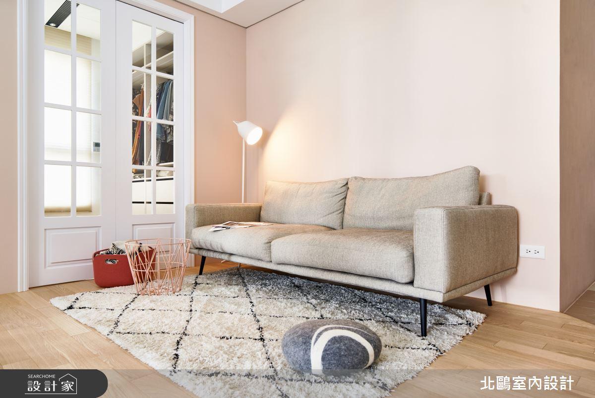 新成屋(5年以下)_北歐風客廳案例圖片_北鷗室內設計_北鷗_45Lady House之4