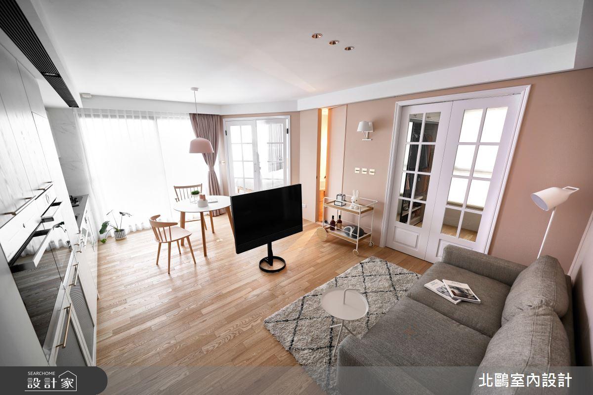 新成屋(5年以下)_北歐風案例圖片_北鷗室內設計_北鷗_45Lady House之1