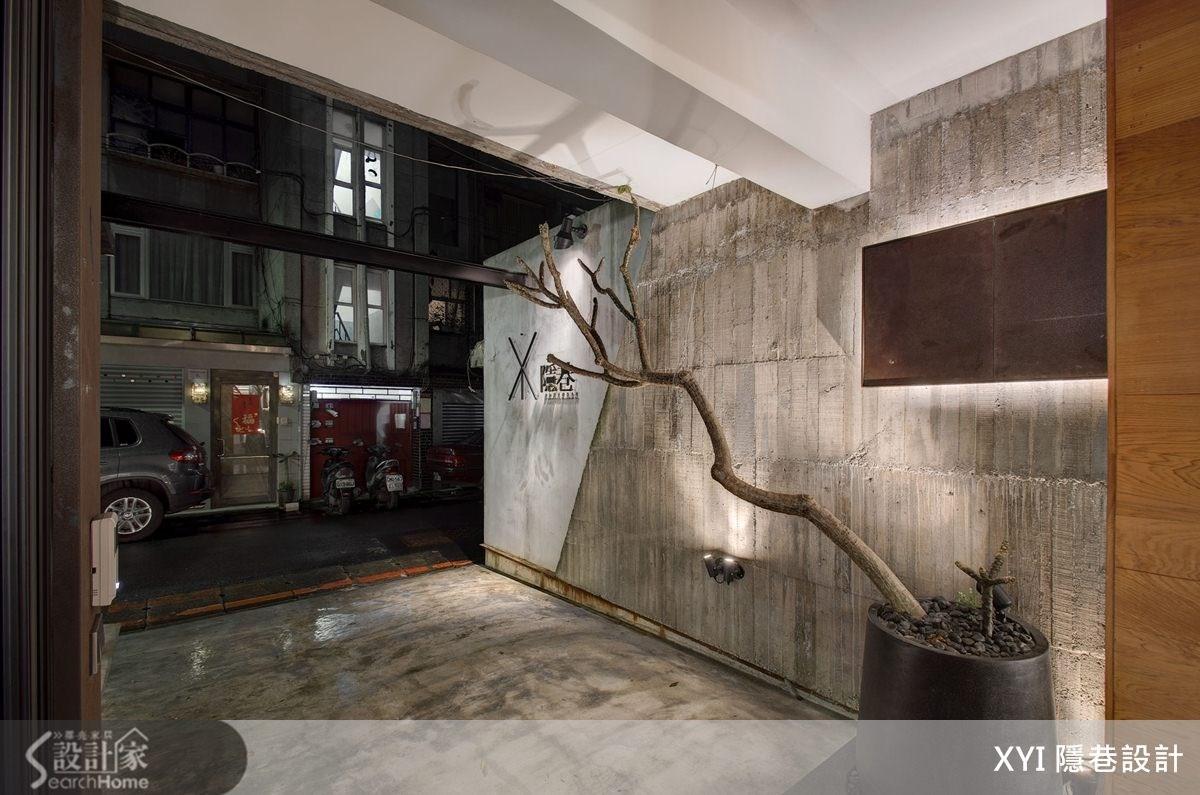 30坪老屋(16~30年)_現代風商業空間案例圖片_隱巷設計顧問有限公司_隱巷_19之2