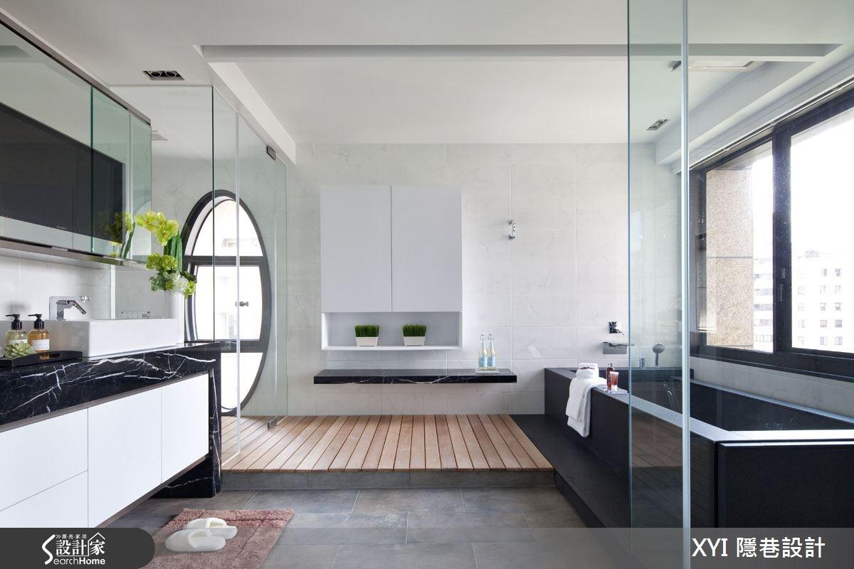 61坪_現代風浴室案例圖片_隱巷設計顧問有限公司_隱巷_24之13