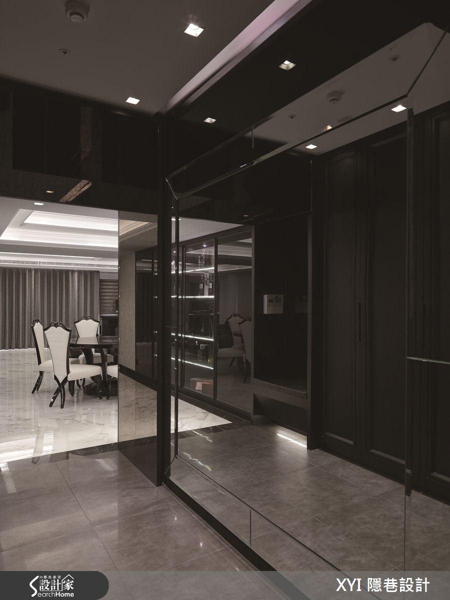 45坪新成屋(5年以下)_現代風案例圖片_隱巷設計顧問有限公司_隱巷_15之2