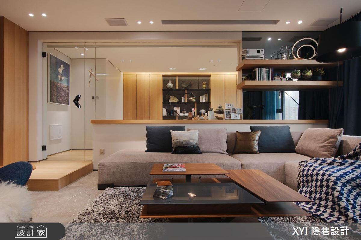 新成屋(5年以下)_現代風客廳案例圖片_隱巷設計顧問有限公司_隱巷_39之1