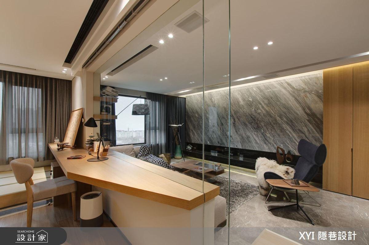新成屋(5年以下)_現代風書房案例圖片_隱巷設計顧問有限公司_隱巷_39之4
