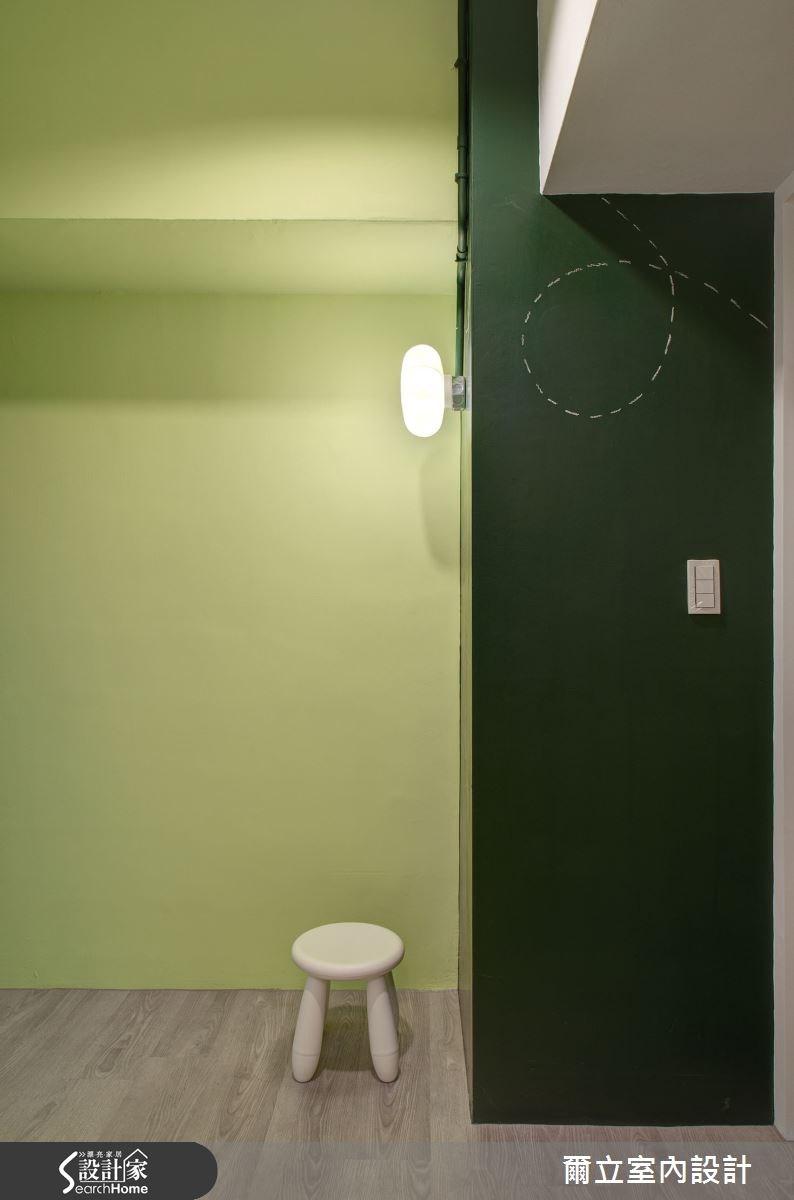 12坪老屋(16~30年)_療癒風商業空間案例圖片_爾立室內設計_爾立_02之2