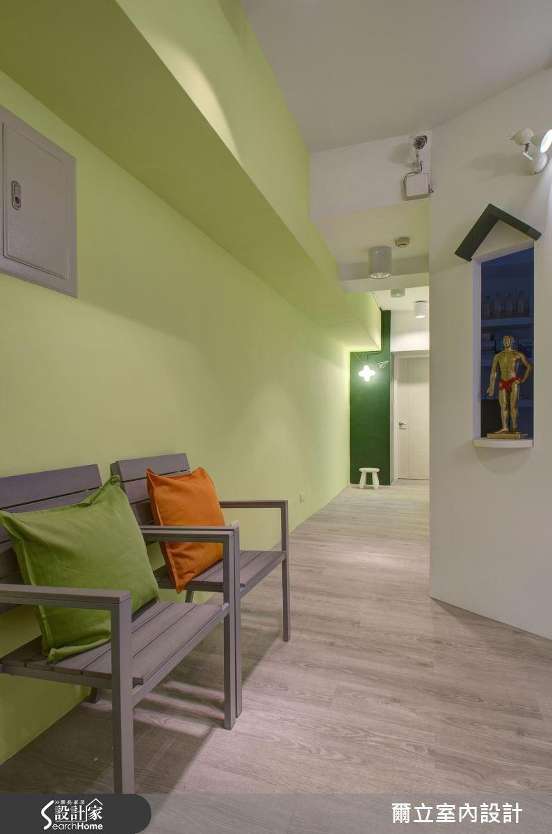 12坪老屋(16~30年)_療癒風商業空間案例圖片_爾立室內設計_爾立_02之3