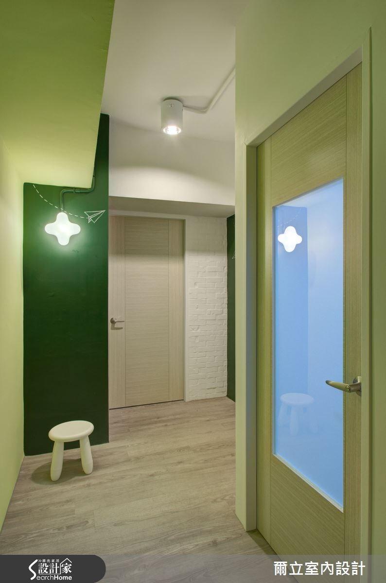 12坪老屋(16~30年)_療癒風商業空間案例圖片_爾立室內設計_爾立_02之4